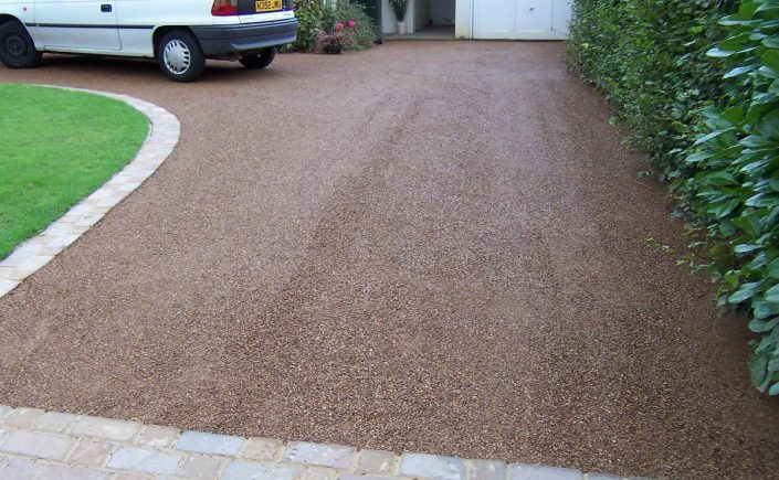 chip seal driveways